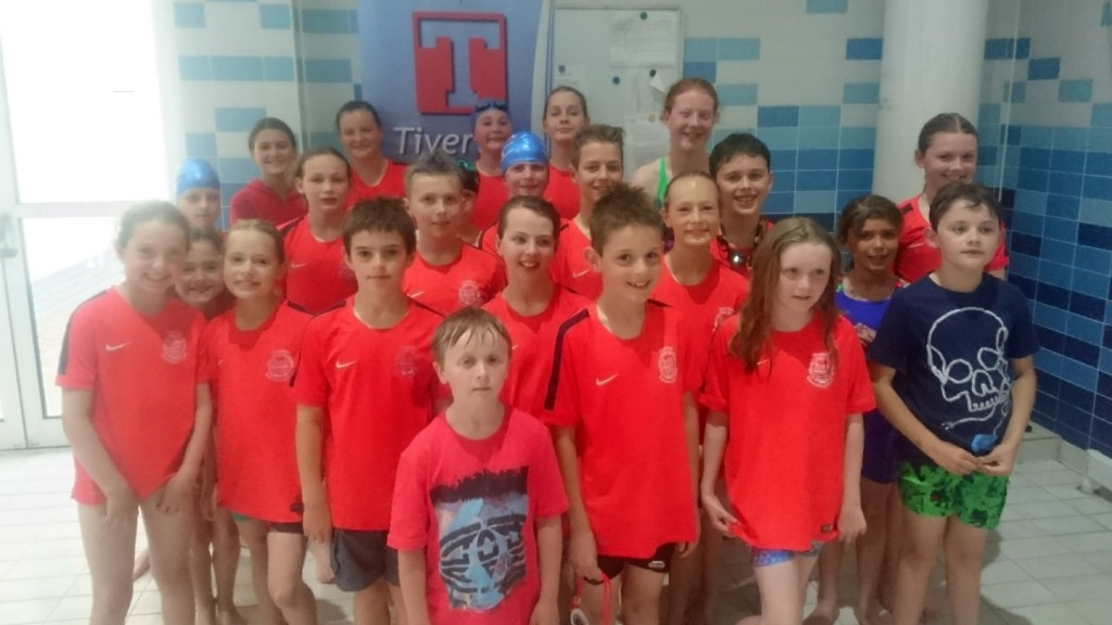 Junior Team Gala - May 2017